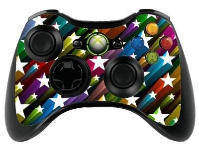 the grafix studio Stars Xbox 360 Remote Controller...
