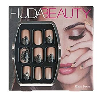 faux ongles huda beauty