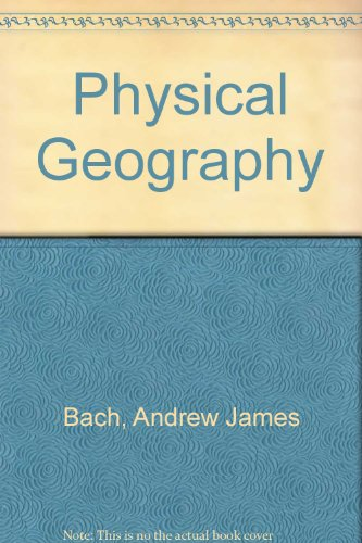 Laboratory Manual for Physical Geography