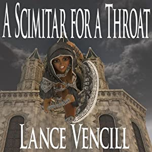 A Scimitar for a Throat Audiobook