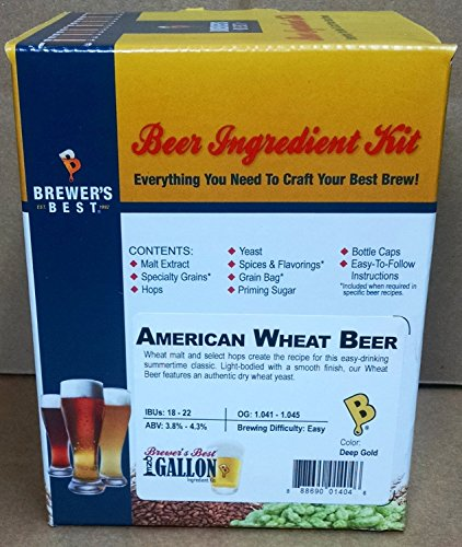 Brewers Home Brew Ingredient American product image