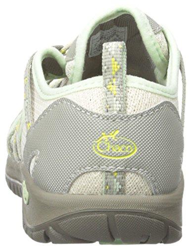 Chaco Outcross Kids Shoe (bimbo / Bimbo Bambino) York Alluminio