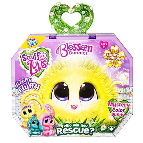 Little Live Scruff-A-Luvs - Blossom Bunnies - Limited -