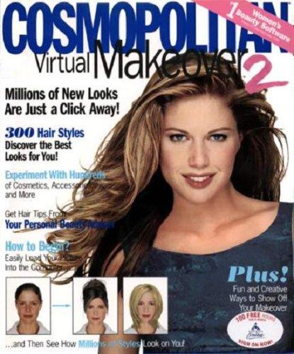 Cosmopolitan Virtual Makeover 2