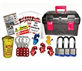 Lockout Tagout Multipurpose Safety Kit- 1