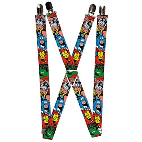 Buckle-Down Suspender - Avengers -