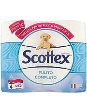 Scottex Volledig schoon.