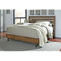 Signature Design by Ashley B663-56 Dondie Platform Style Bedset Footboard, King