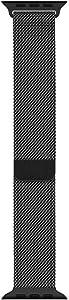 Apple Watch Milanese Loop Band (44mm) - Space Black