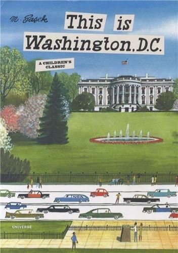 This Washington D C Miroslav Sasek product image
