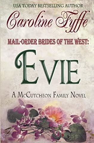 book cover of Evie