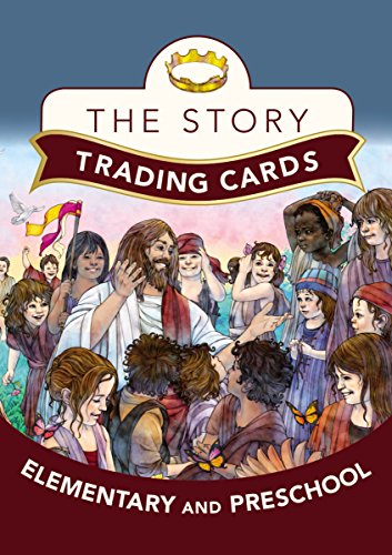 The Story Trading Cards: For Elementary and Preschool: Grades 3 and up