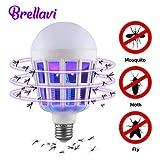 Best Bug Zapper Bulbs - Brellavi Bug Zapper Light Bulb, UV LED Mosquito Review