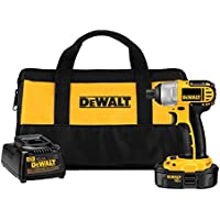 Dewalt Dc825Ks Cordless Impact Driver At A Glance