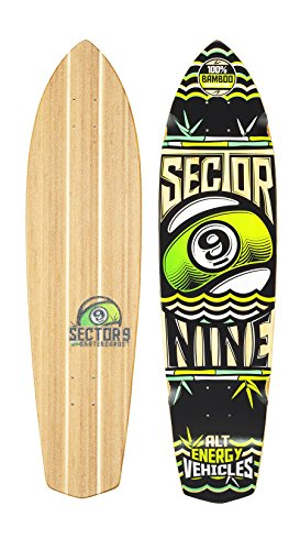 Sector 9 A.V.E. Deck (Sector 9 Longboards Deck)