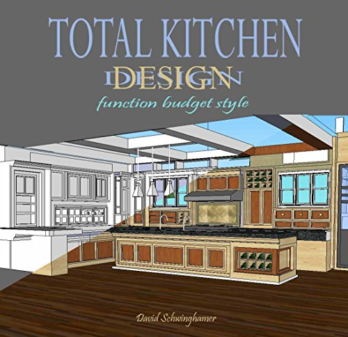 Total Kitchen Design: Function Budget Style (The KPG series)