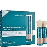 Colorescience Sunforgettable Mineral Sunscreen Brush SPF 50 Multipack Medium