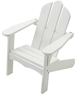 Little Colorado Personalized Childu0027s Adirondack Chair  White