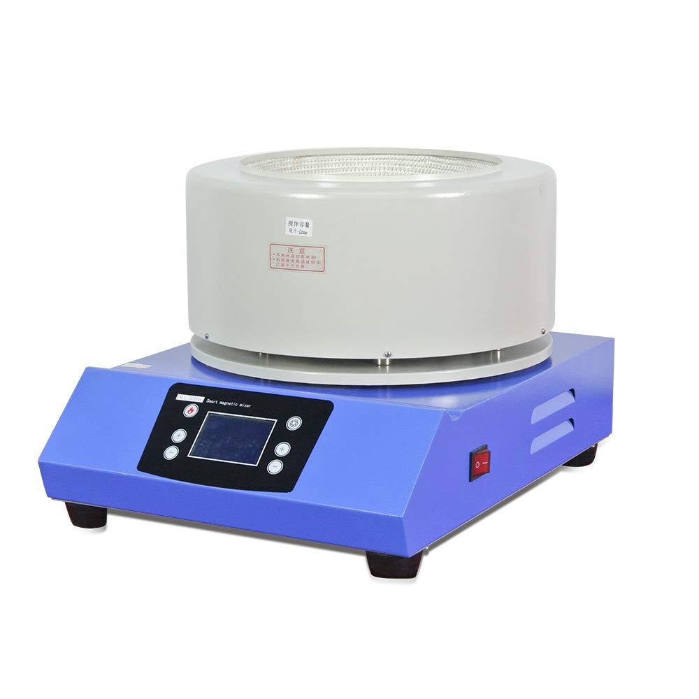 HNZXIB 10L Laboratory Equipment Magnetic Stirring Heating Mantle,110V,1500W