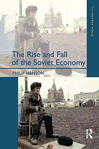 Download The Rise and Fall of the The Soviet Economy: An Economic History of the USSR 1945 – 1991 (The Postwar World) Pdf