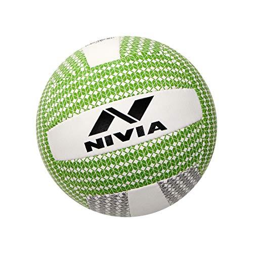 Nivia Pu 5000 Pu 18P Volleyball, Size 4