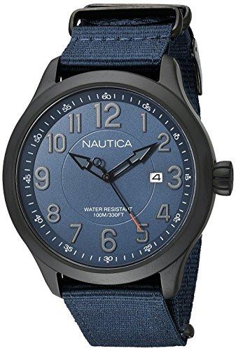 Nautica NAD14519G Analog Display Quartz