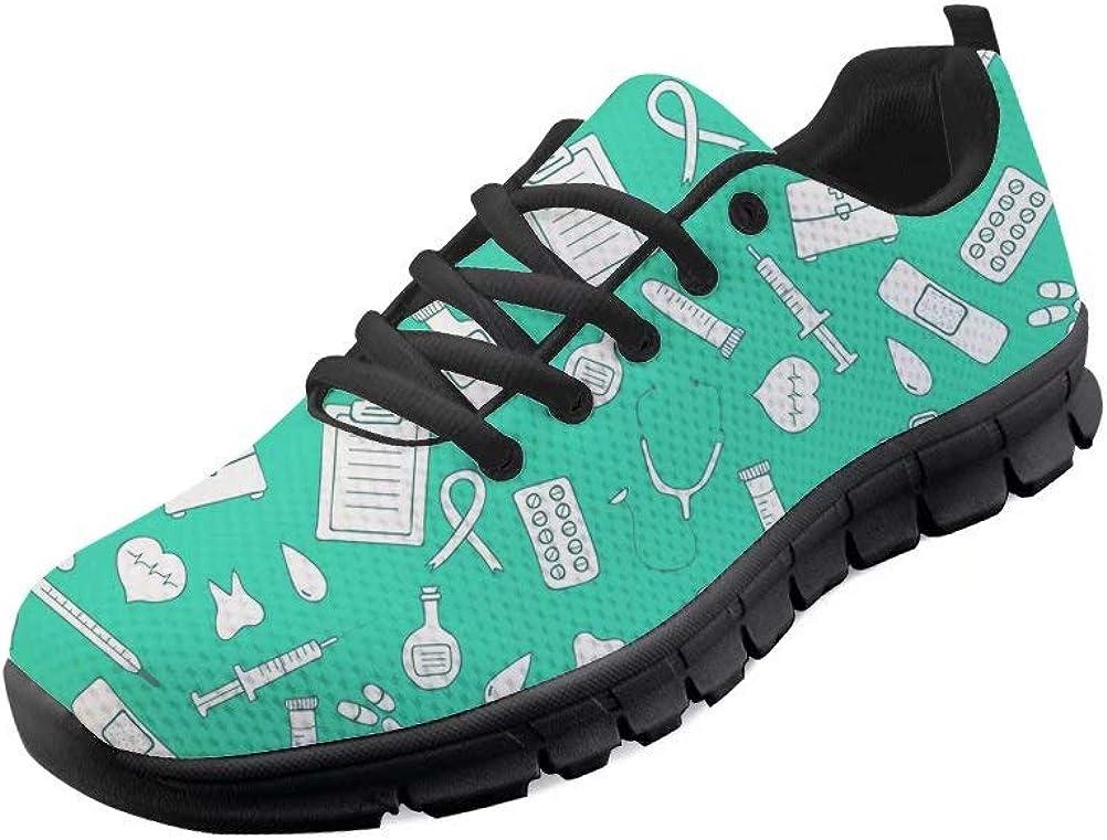 Chaqlin - Zapatillas de Deporte Ligeras, fáciles de Caminar, con Cordones, para Correr, para Mujer y Hombre, Color, Talla 47 EU: Amazon.es: Zapatos y complementos