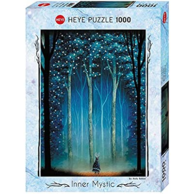 Forest Cathedral Puzzle 1000 Teile Inglese Gioco 1 Feb 2019