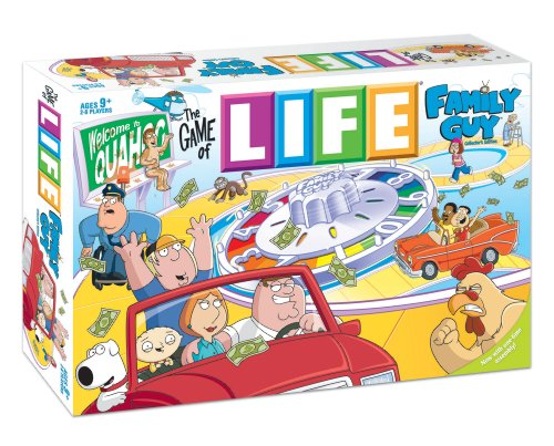 Life Family Guy (Monopoly Fantasy Football compare prices)