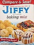jiffy baking - Jiffy ALL PURPOSE Baking Mix 40oz (3 Pack)