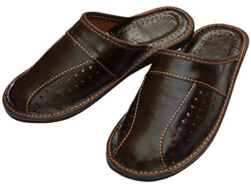 Bawal - Zapatillas para hombres Hombre Marrón - marrón oscuro