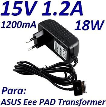 Cargador Corriente 15V Reemplazo Tablet ASUS EEE Pad ...
