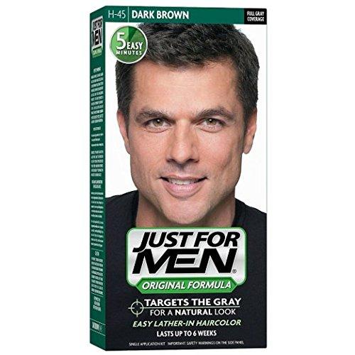 Just For Men Original Formula Men's Hair Color, Dark Brown