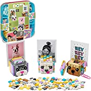 LEGO DOTS Animal Picture Holders 41904 DIY Craft; A Fun Project for Kids who Like Making Creative Room Decor,