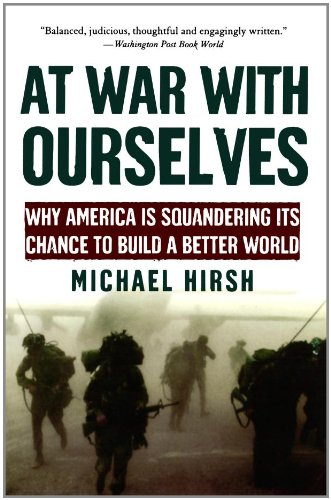 Download At War with Ourselves: Why America Is Squandering Its Chance to Build a Better World ebook