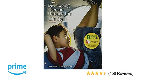 Amazon loose leaf version for the developing person through the amazon loose leaf version for the developing person through the life span 9781319016265 kathleen stassen berger books fandeluxe