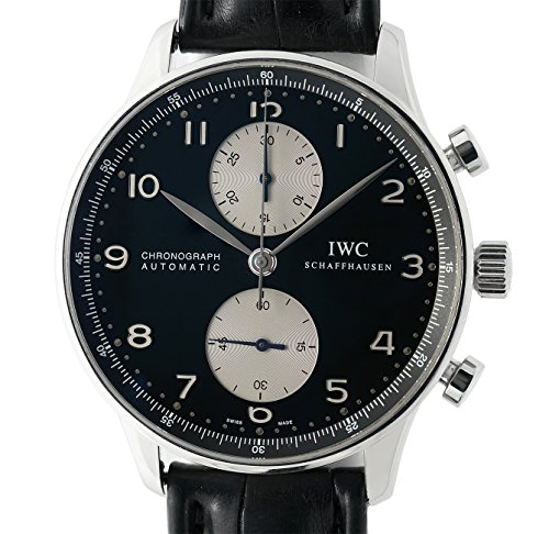 IWC-Portuguese-automatic-self-wind-mens-Watch-IW3714-04-Certified-Pre-owned