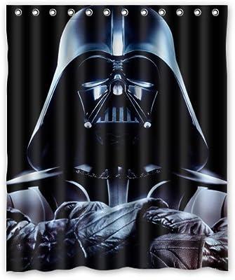Star Wars Darth Vader Duschvorhang 18288 X 60 Cm