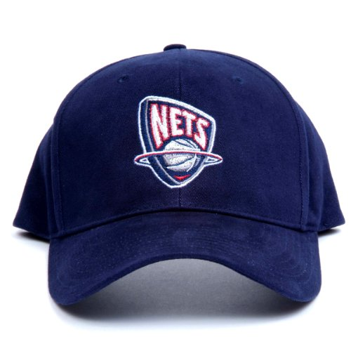 NBA New Jersey Nets LED Light-Up Logo Adjustable (New Jersey Nets Basketball)