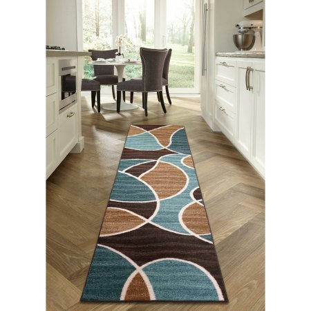 better-homes-and-gardens-geo-wave-printed-nylon-rug-26-x-10-runner-blue-brown