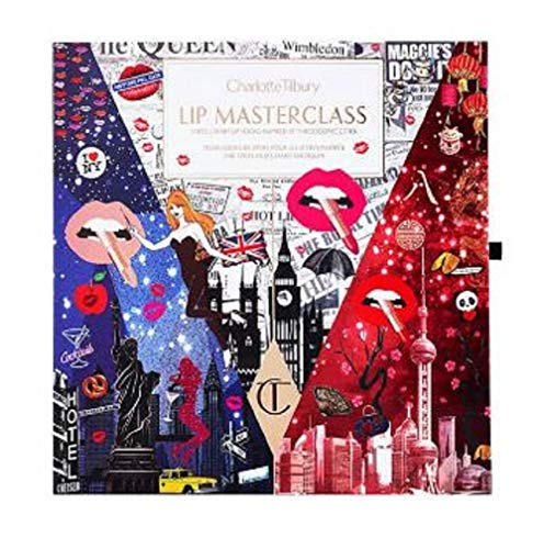 Exclusive New Charlotte Tilbury LIP MASTERCLASS LIP KITS (SOLD BY PENTA0601)