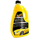 Meguiar's G17748 Ultimate Wash and Wax - 48 oz. (Automotive)