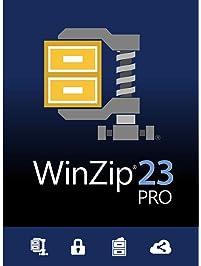 WinZip 23 Pro - File Compression & Decompression [PC Download]