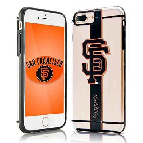 iPhone 7 Plus Case, Dreamwireless Hydroclear SMU 3D Print San Francisco Giants...