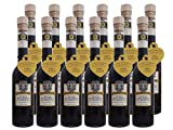 Fattoria Estense Gold Label Aged 12 Years (Case of 12 - 8.5 Ounce Bottles)