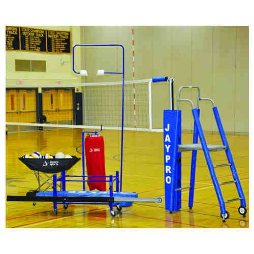 """3"""" Deluxe FeatherLite Deluxe Volleyball All Inclusive Package"""