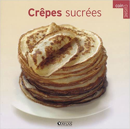 Download Online Crêpes sucrées pdf ebook