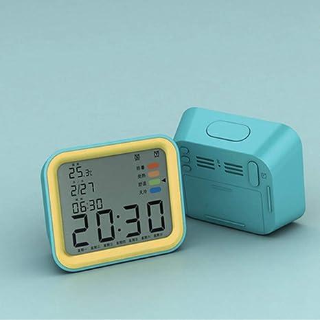 Feng Creativo Reloj Alarma Snooze Reloj electronico Reloj ...