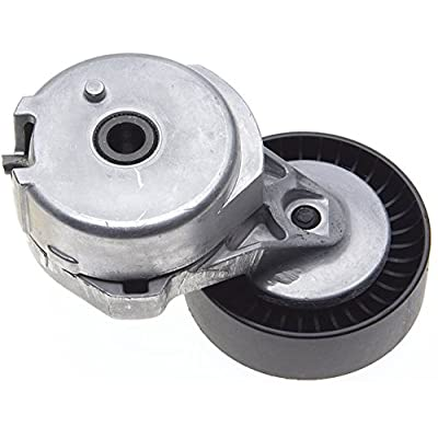 ACDelco 38114 Professional Automatic Belt Tensioner and Pulley Assembly: Automotive