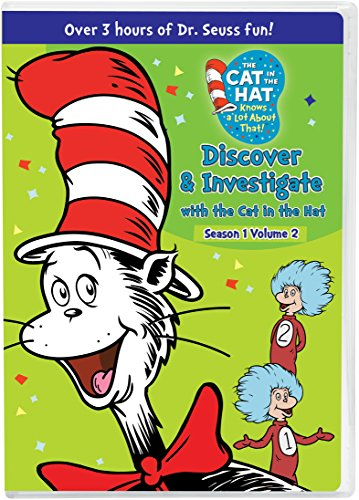 (Cat in the Hat: Discover & Investigate With Cat in)